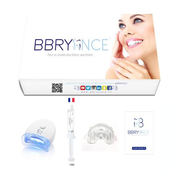 Kit per sbiancamento denti